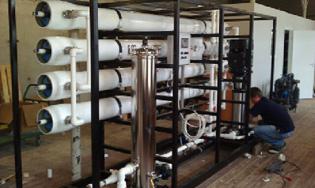 Модернизация систем водоподготовки