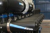 дисковый фильтр Azud Helix 4 DCL 8/10 FX