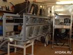 Трехступенчатая система фильтрации механических примесей