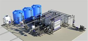 пусконаладочные работы систем водоподготовки