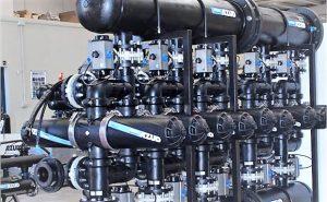 Автоматические дисковые фильтры для магистралей с низким давлением