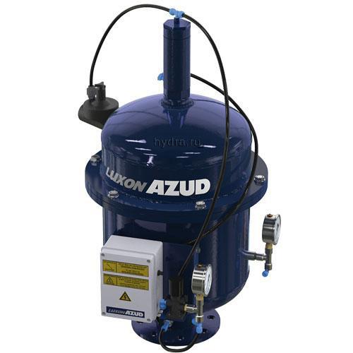 Автоматический сетчатый фильтр с гидравлическим приводом промывки AZUD LUXON LCA HF1600