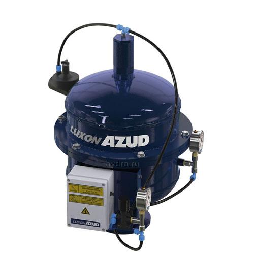 Автоматический сетчатый фильтр с гидравлическим приводом промывки AZUD LUXON LCA HF900