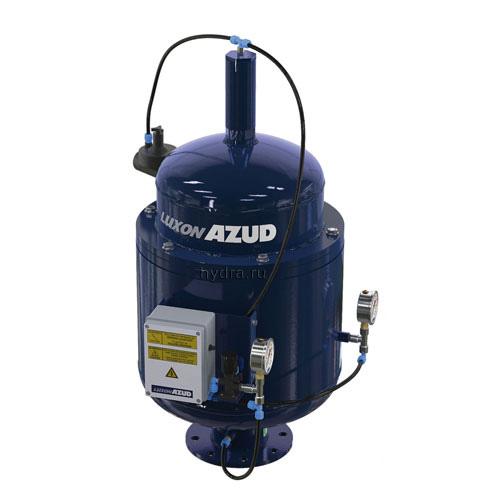 Автоматический сетчатый фильтр с гидравлическим приводом промывки AZUD LUXON LCA HF2400