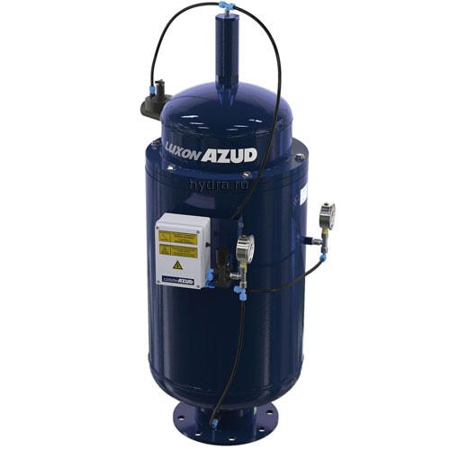 Автоматический сетчатый фильтр с гидравлическим приводом промывки AZUD LUXON LCA HF4800