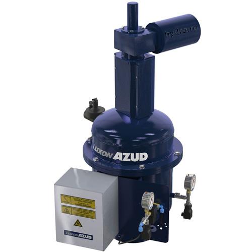 Автоматический сетчатый фильтр с гидравлическим приводом промывки AZUD LUXON LDB HF 1800