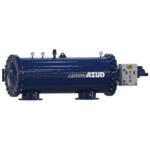 Автоматический сетчатый фильтр с гидравлическим приводом промывки AZUD LUXON LXE HF 16500