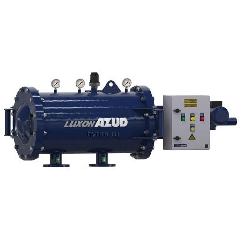 Автоматический сетчатый фильтр с гидравлическим приводом промывки AZUD LUXON LXE HF 2700