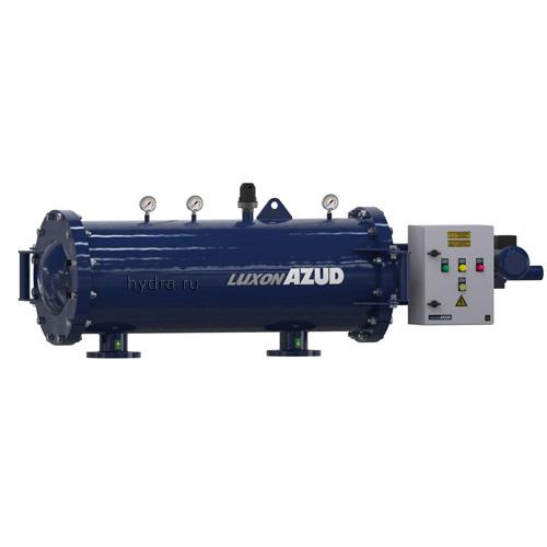 Автоматический сетчатый фильтр с гидравлическим приводом промывки AZUD LUXON LXE HF 5400