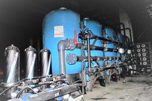 самопромывные фильтры для воды AZUD