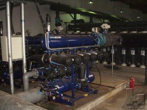 Фильтры грубой очистки Азуд Helix 4 dcl 6/8 x 2 перед ультрафильтрацией