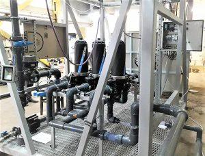 шеф-монтаж оборудования водоподготовки