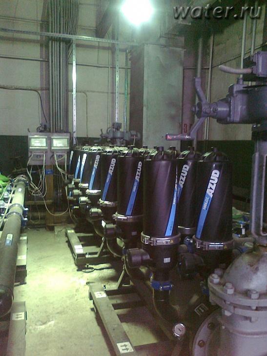 Ремонт систем промышленной водоподготовки