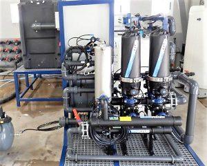 дисковые фильтры для очистки воды AZUD AA