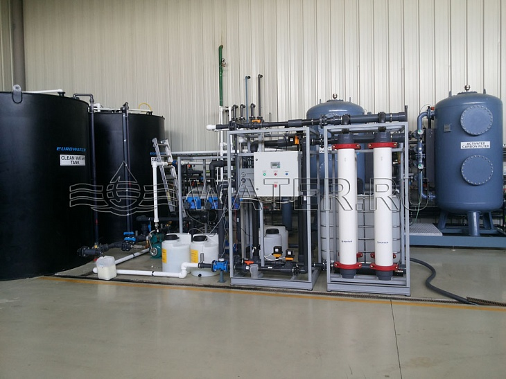 Консультирование по вопросам эксплуатации оборудования по очистке воды